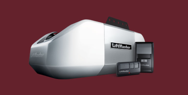 LiftMaster® 8355W Belt Drive Garage Door Opener